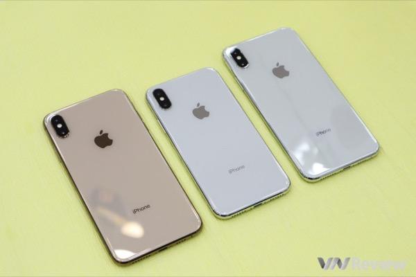 Giá bán đắt sẽ khiến doanh số iPhone Xs và Xs Max giảm mạnh ngay trong cuối năm nay