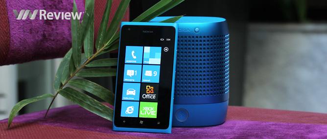 Trên tay Nokia Lumia 900 chính hãng, giá 12,5 triệu bán từ 24/6