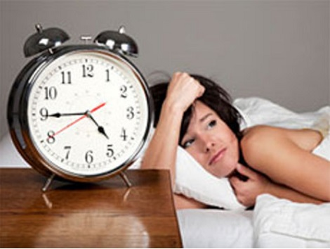 Đừng để bị chóng mặt vì ngủ không đúng cách