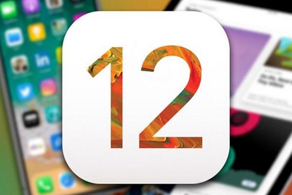"""iOS 12 là bản cập nhật """"nghèo nàn"""" tính năng nhất của Apple cho tới nay"""