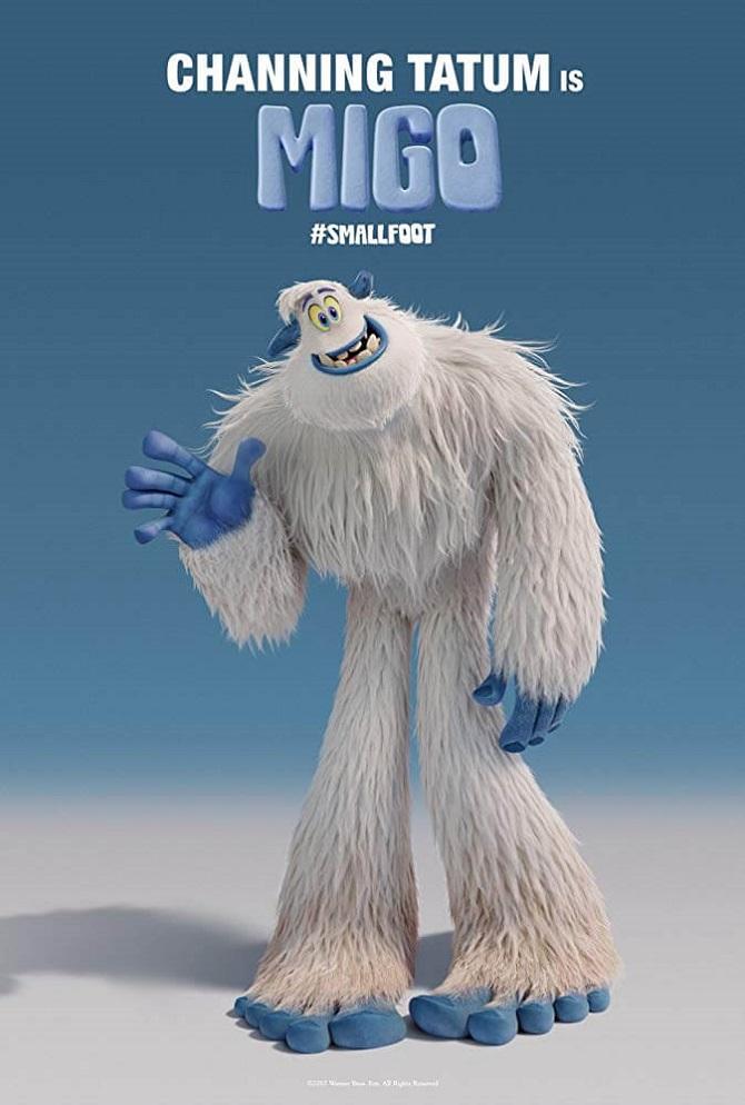 Poster phim Smallfoot