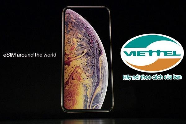 Viettel lên kế hoạch trở thành nhà mạng đầu tiên ở VN sử dụng eSIM