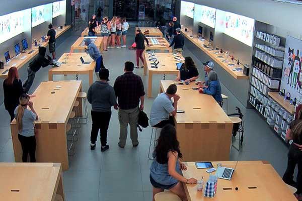 Mỹ triệt phá băng nhóm chuyên cướp Apple, ra lệnh bắt giữ 17 đối tượng