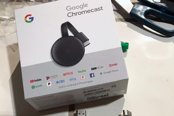 Rò rỉ Chromecast mới: có thêm Bluetooth, cải tiến Wi-Fi, giá không đổi