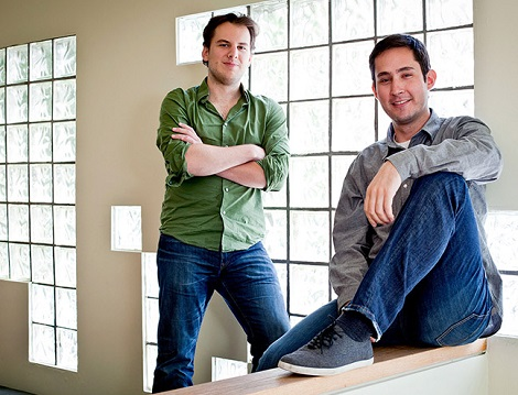 """""""Chạy khỏi"""" Facebook, hai nhà đồng sáng lập Instagram hé lộ lí do"""