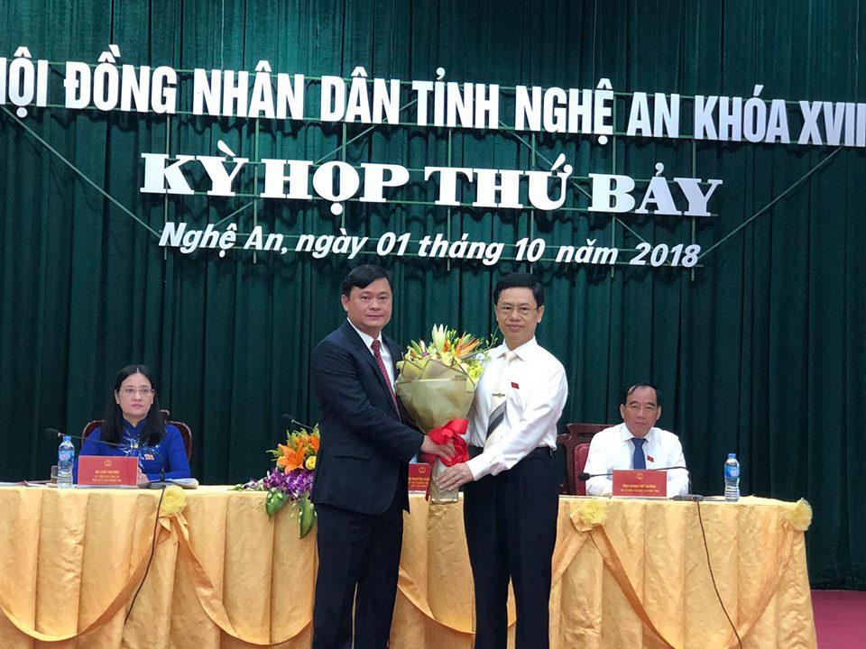 Ông Thái Thanh Quý, tân Chủ tịch tỉnh Nghệ An là ai?