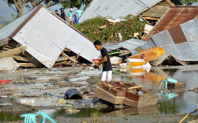 Động đất sóng thần tại Indonesia, thương vong không kể xiết