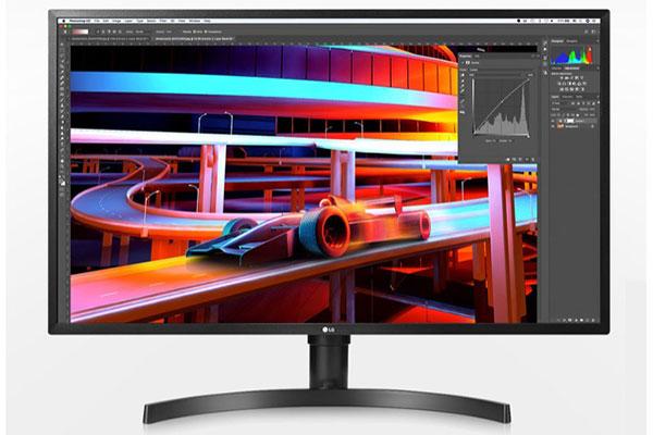 LG trình làng màn hình 4K, HDR, AMD FreeSync, giá chỉ 11 triệu đồng