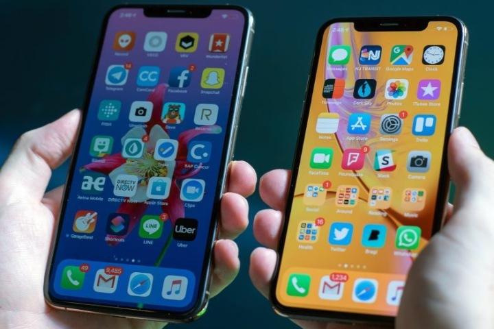 So tốc độ LTE: iPhone XS vượt iPhone X, nhưng chịu thua trước Galaxy Note 9