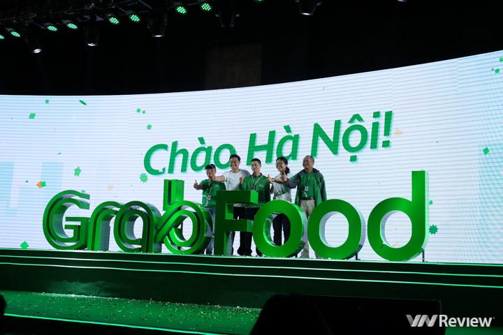 Dịch vụ giao đồ ăn GrabFood chính thức có mặt ở Hà Nội