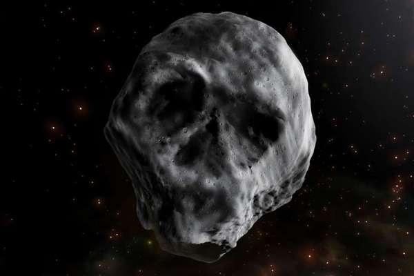 """Sao chổi hình """"đầu lâu"""" sẽ dạo chơi qua Trái Đất chỉ hai tuần sau đêm Halloween"""