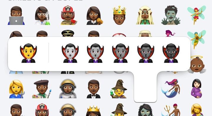 Có quá nhiều biểu tượng cảm xúc rồi, dừng lại thôi Apple!