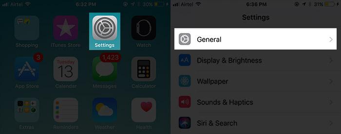Cách khởi động nóng iPhone Xs, Xs Max hoặc iPhone XR
