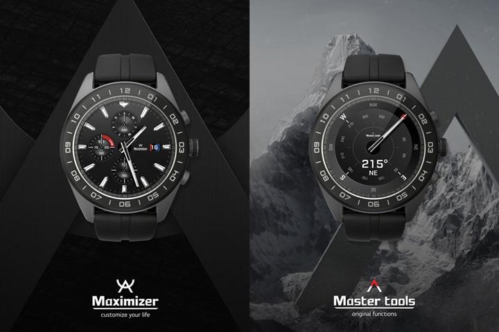 LG Watch W7 chính thức ra mắt: chạy Wear OS, pin 2 ngày