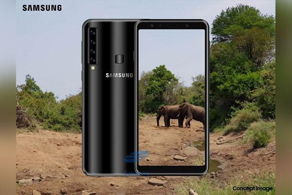 Lộ cấu hình Samsung Galaxy A9s với 4 camera sau, Snapdragon 660