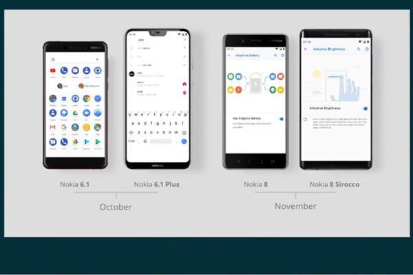HMD khẳng định ít nhất 4 điện thoại Nokia sẽ sớm được cập nhật Android 9 Pie