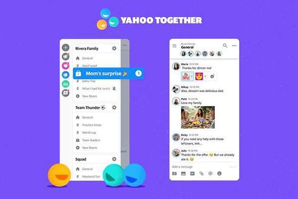 Yahoo ra mắt ứng dụng nhắn tin mới sau khi khai tử Messenger