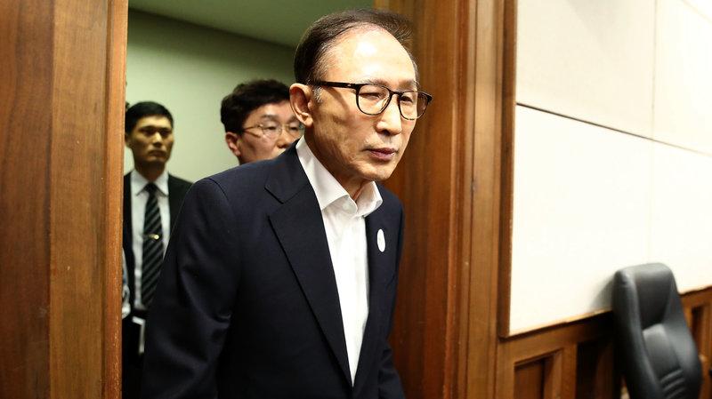 Nhận hối lộ của Samsung, cựu Tổng thống Hàn Quốc lĩnh án 15 năm tù giam
