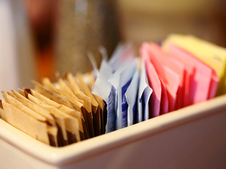 Chất làm ngọt nhân tạo gây hại hệ tiêu hóa