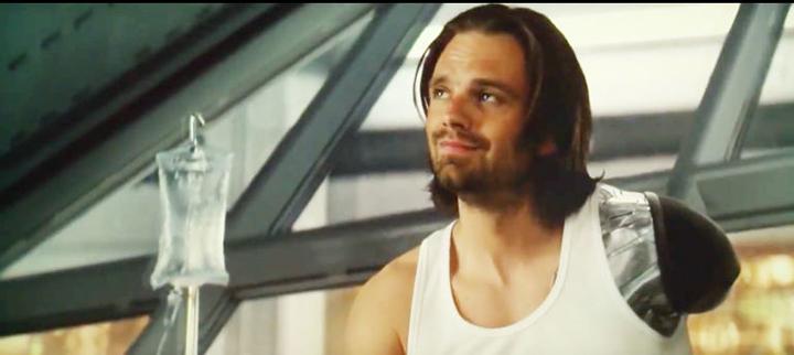 """Bucky """"tình yêu đích thực"""" của Cap"""