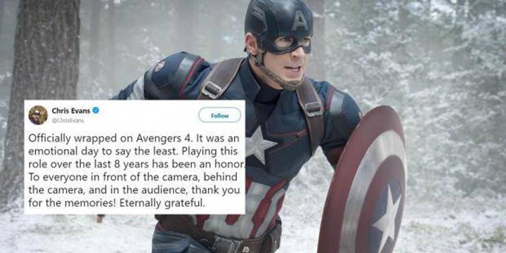 Lời tạm biệt của Cap