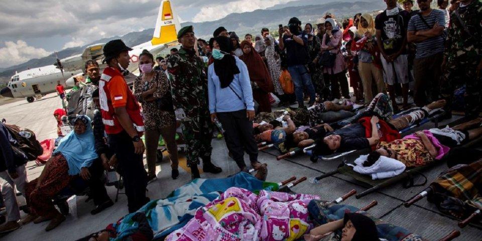 Hơn 5.000 người vẫn mất tích sau thảm họa động đất, sóng thần kinh hoàng ở Indonesia