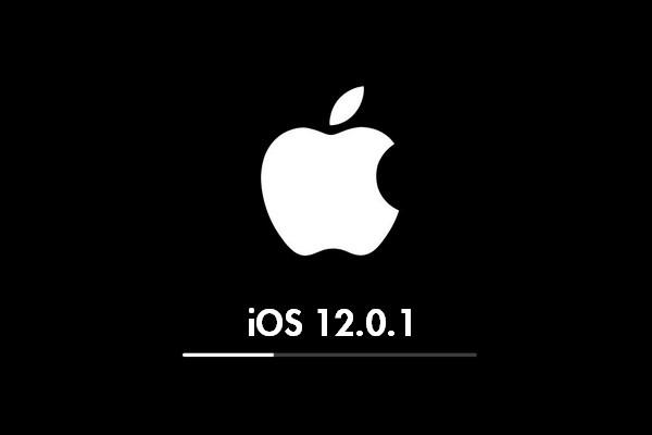 Apple phát hành iOS 12.0.1 sửa lỗi không nhận sạc trên iPhone XS và lỗi '.?123' trên iPad