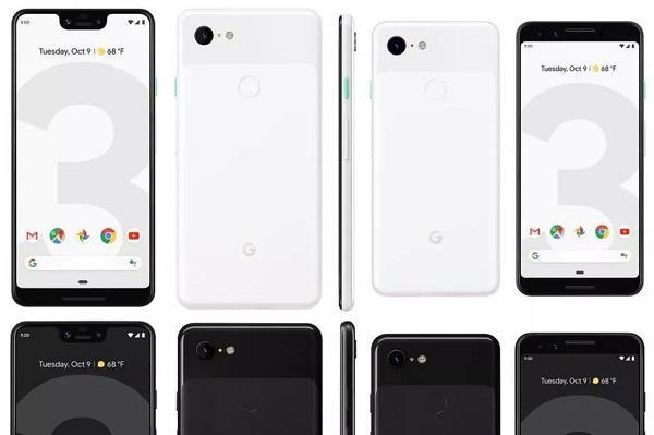 Vài giờ trước khi ra mắt, Google Pixel 3 lộ các màu sắc và các tính năng camera AI