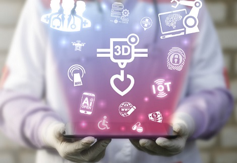 Hàn Quốc: Lần đầu tiên ghép xương ức nhân tạo bằng công nghệ in 3D