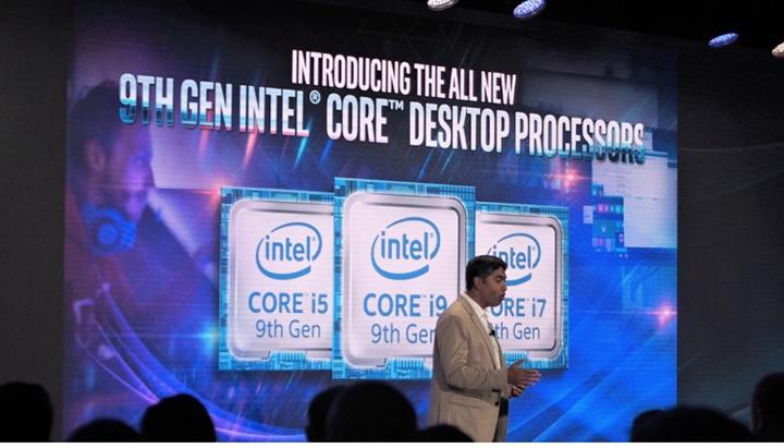 Intel giới thiệu thế hệ chip thứ 9 với 8 lõi, Core i9 có tốc độ xung nhịp đến 5 GHz