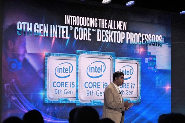"""Intel ra mắt CPU thế hệ thứ 9: """"Chip xử lý gaming tốt nhất thế giới"""""""