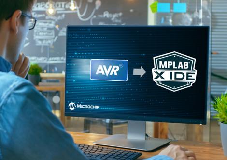 Microchip: vi điều khiển AVR đã được hỗ trợ trong Môi trường Phát triển Tích hợp MPLAB X