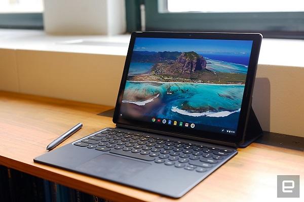 Google tung ra Pixel Slate: tablet chạy Chrome OS, có tùy chọn bàn phím