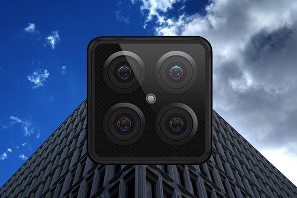"Lenovo ""nhá hàng"" smartphone Z5 Pro với cụm 4 camera sau"