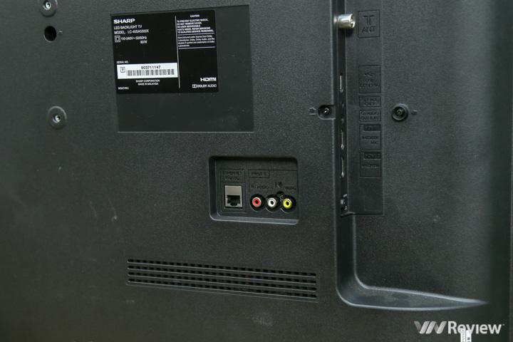 Sharp Aquos LC-40SA5500X