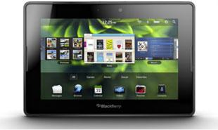 Dừng sản xuất BlackBerry Playbook 16GB