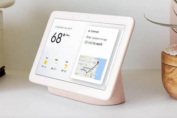 Google ra mắt Home Hub, cạnh tranh trực tiếp với Amazon Echo Show và Facebook Portal