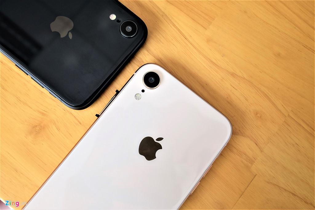 iPhone XR chưa mở bán nhưng hàng nhái đã xuất hiện tại VN
