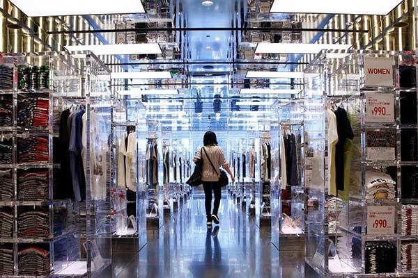 Thương hiệu thời trang Uniqlo thay thế 90% nhân công tại nhà kho tự động mới bằng robot