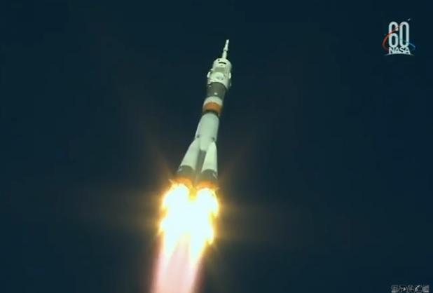 Nga phóng tên lửa Soyuz MS-10 thất bại, hai phi hành gia đã thoát hiểm