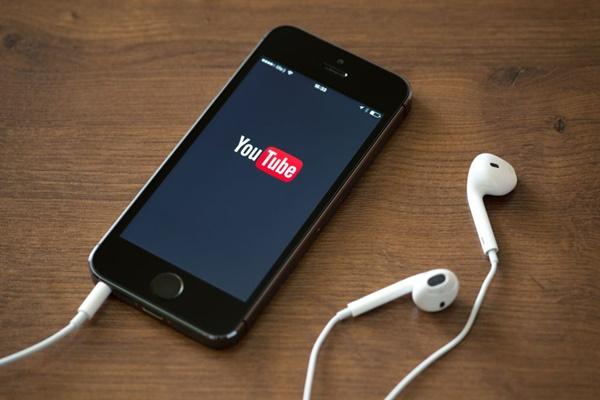YouTube hiện chiếm tới 47% lưu lượng nghe nhạc trực tuyến