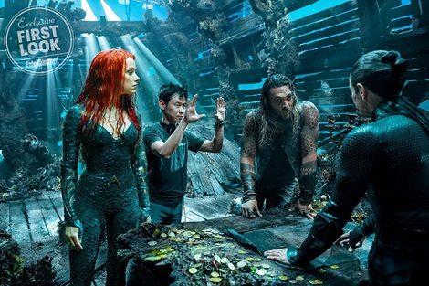 'Aquaman' giống phim Marvel giai đoạn đầu?