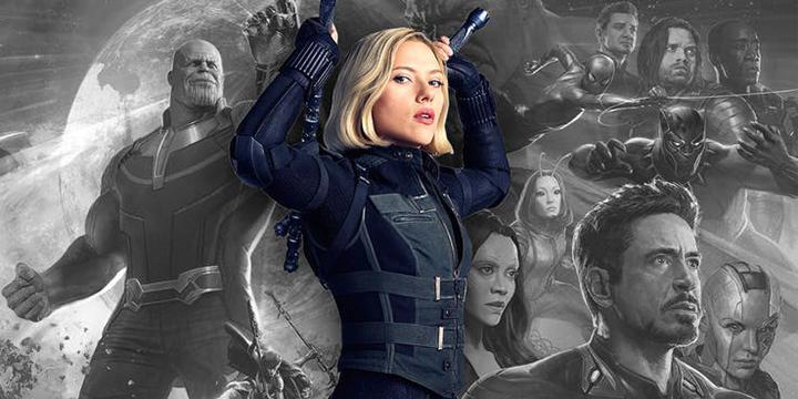 Scarlett Johansson được trả cát-xê khủng cho bộ phim solo 'Black Widow'