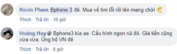 Bphone 3