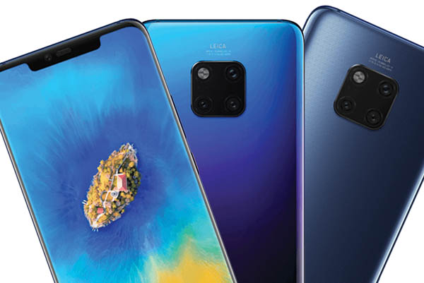 Huawei Mate 20 Pro lộ toàn bộ thông số, giá bán cao hơn cả iPhone XS Max