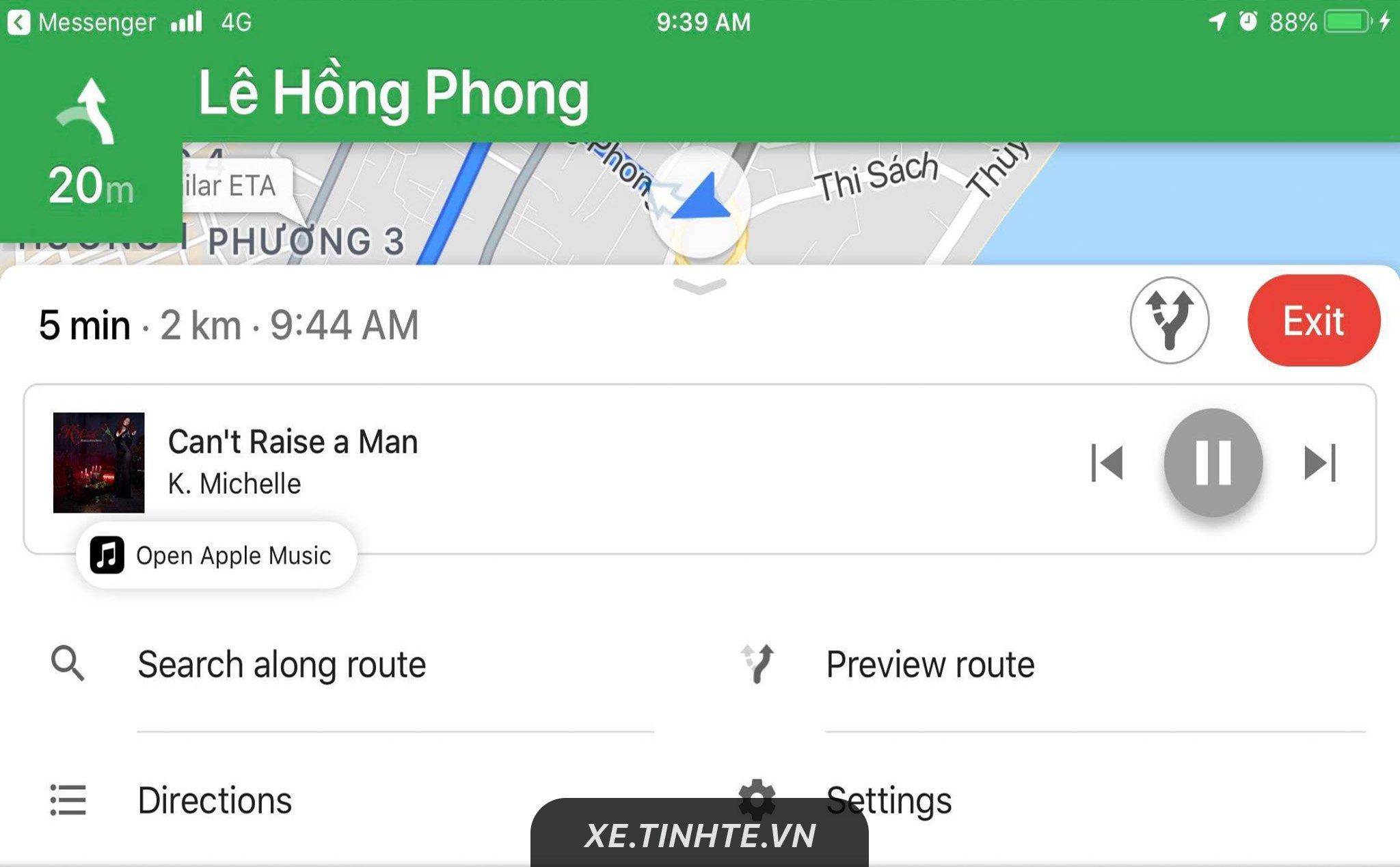 Hướng dẫn cài đặt Spotify trên Google Maps