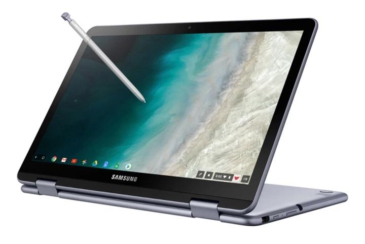 Samsung công bố Chromebook Plus V2 2 trong 1, hỗ trợ LTE