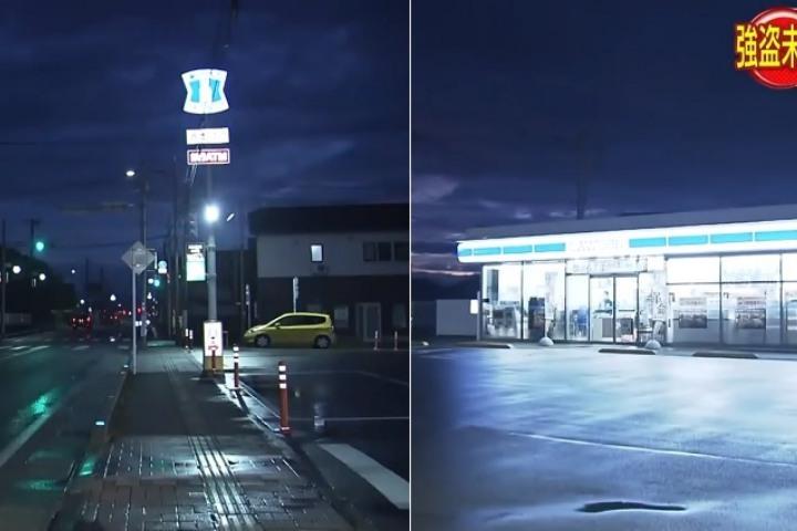 Chỉ có ở Nhật Bản: Lịch sự xin... cướp tiệm tạp hóa rồi đi tự thú
