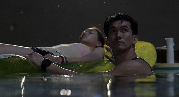 2 nhân vật chính trong The Pool