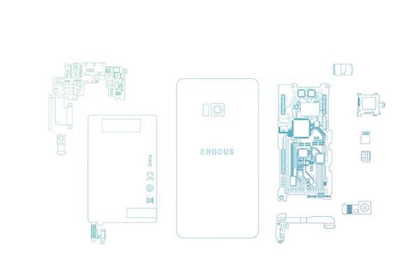 HTC tung teaser mới, ấn định ngày ra mắt của smartphone blockchain Exodus